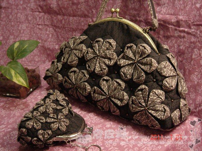 Бисерная сумочка