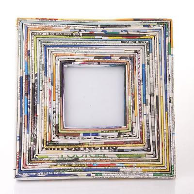 20 вариантов оформления рамки для фотографии - сделай своими руками, Мастер классы с фото на Goldenhands