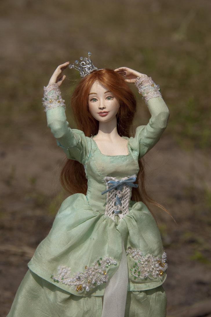 Авторские куклы своим руками 45