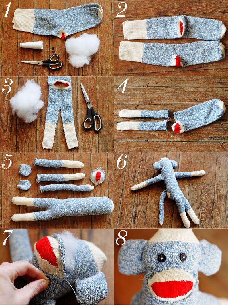 Мягкие игрушки своими руками пошагово с выкройками