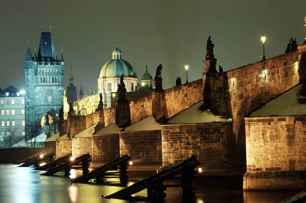Прага не очень любит новомодные