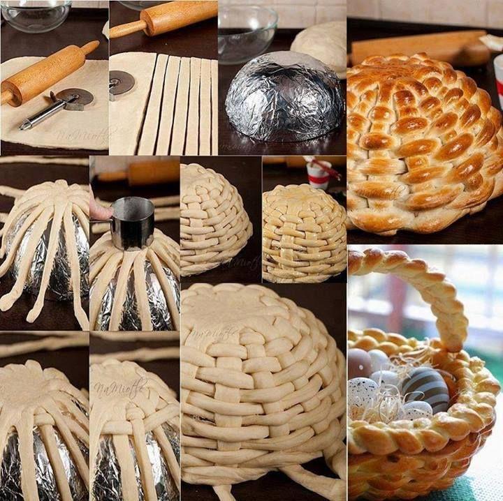 Тесто для хлеба своими руками