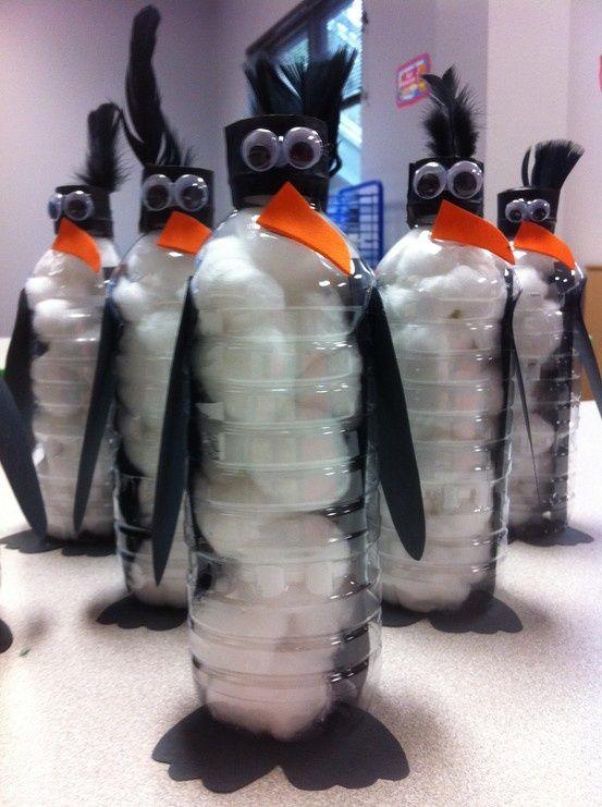 Пингвины сделанные своими руками фото