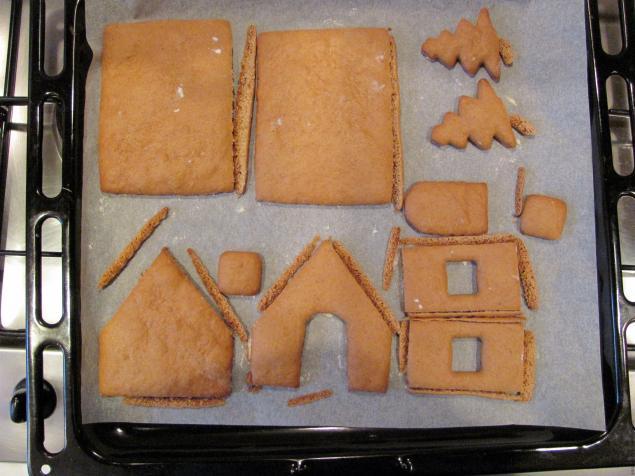 рецепт рождественского пряники с фото