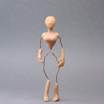 Как сделать куклу из глины своими руками фото 797